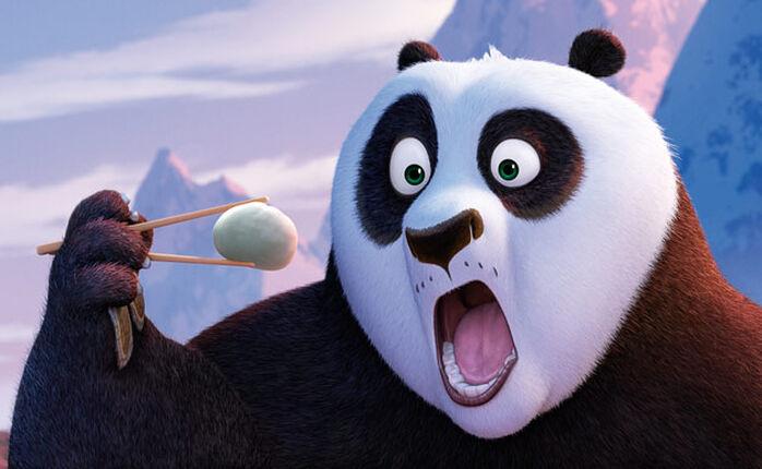 KUNG FU PANDA 3 pummelt sich ins Kino!