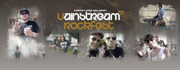 EMP präsentiert das Vainstream Rockfest 2012