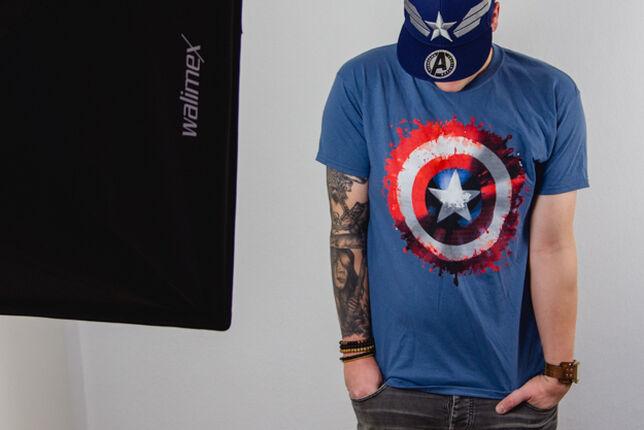 Captain America - Ein Held ohne Schwäche?