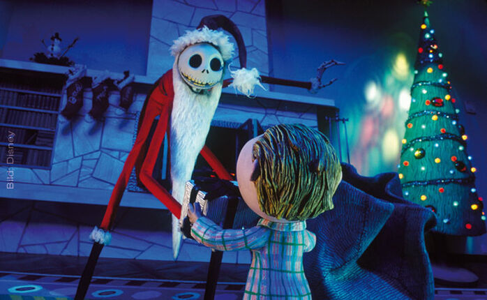 Weihnachtsfilm-Tipp #1: THE NIGHTMARE BEFORE CHRISTMAS