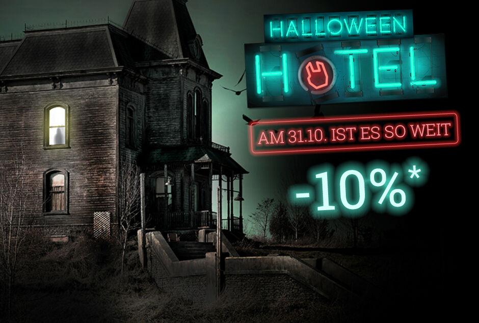 -10% auf Halloween Artikel*