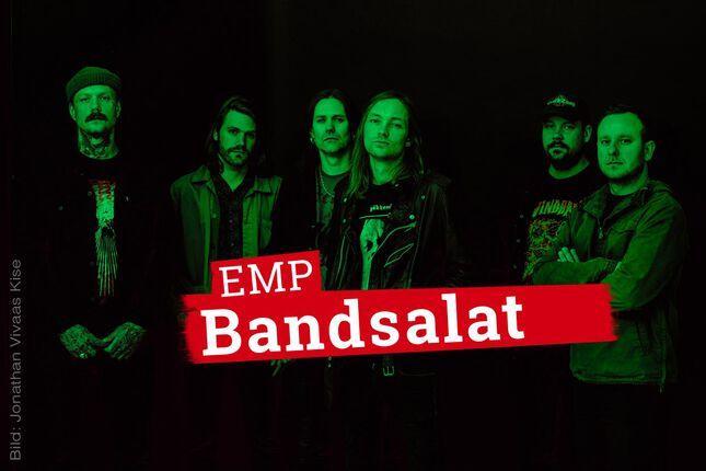 """Bandsalat mit Kvelertak: Neu-Drummer Håvard Takle Ohr outet sich als """"Drumoholic"""", Maiden-Lover und Fantasy-Hater"""