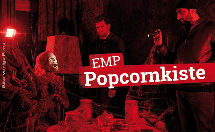 Die EMP Popcornkiste vom 20. Juni 2019: VERACHTUNG, LONG SHOT & TOLKIEN