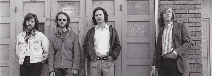 Das Album der Woche: The Doors mit London Fog 1966