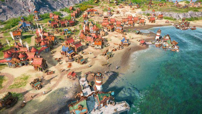 Die Siedler, neue Features aber verschoben auf 2020