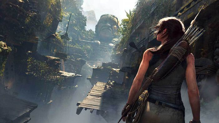 Lara Croft – back to Croft-Manor!