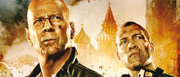 Bruce Willis will es noch mal wissen in STIRB LANGSAM - EIN GUTER TAG ZUM STERBEN