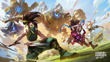 Open Beta – League of Legends: Wild Rift
