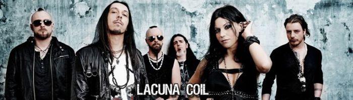 Lacuna Coil – Mit einem Drittel weniger zum neuen Album