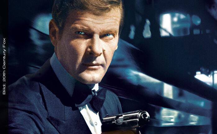 Der Spion, den wir liebten: ROGER MOORE ist tot