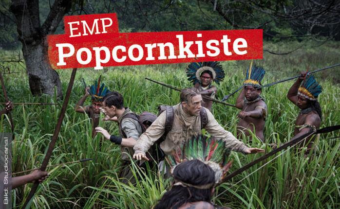 Die EMP Popcornkiste zum 30. März 2017