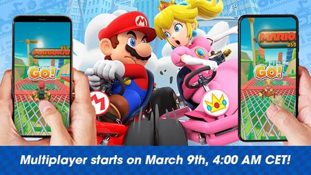 Mario Kart Tour – mobiler Multiplayer ist da!