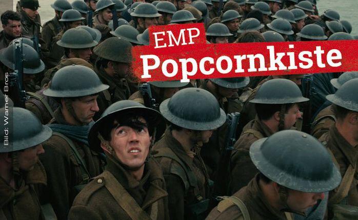 Die EMP Popcornkiste zum 27. Juli 2017