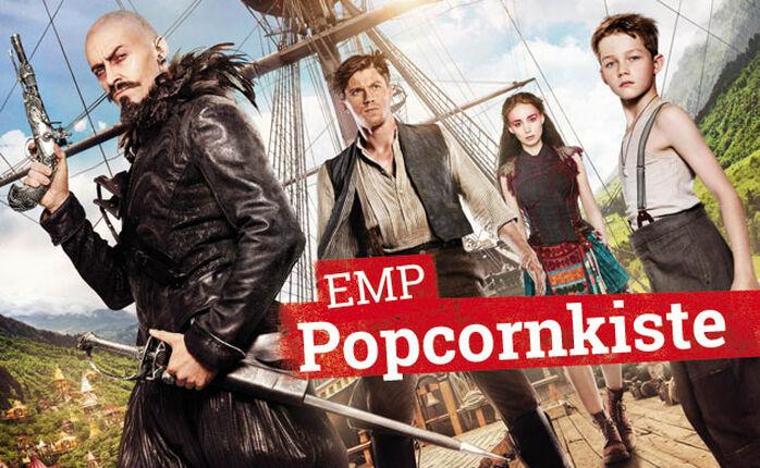 Die EMP Popcornkiste zum 8. Oktober 2015