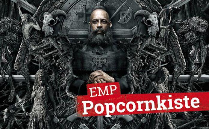Die EMP Popcornkiste zum 22. Oktober 2015