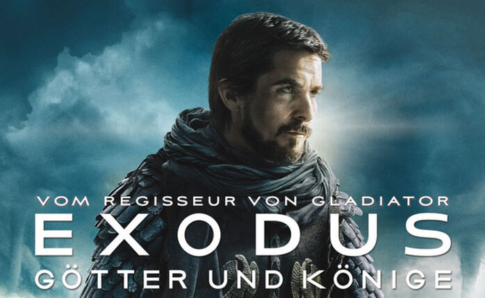 EXODUS - GÖTTER UND KÖNIGE: Christian Bale macht den Mose