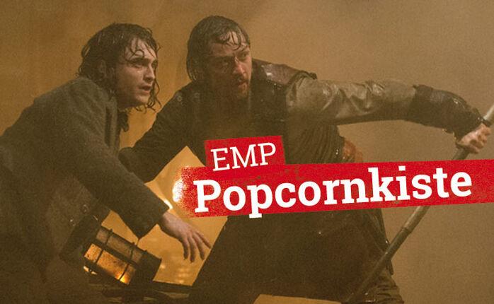 Die EMP Popcornkiste zum 12. Mai 2016