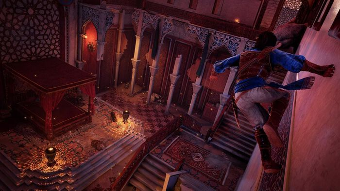Prince of Persia: The Sands of Time Remake angekündigt