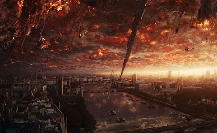 INDEPENDENCE DAY 2: WIEDERKEHR - Roland Emmerich macht wieder die Welt kaputt!