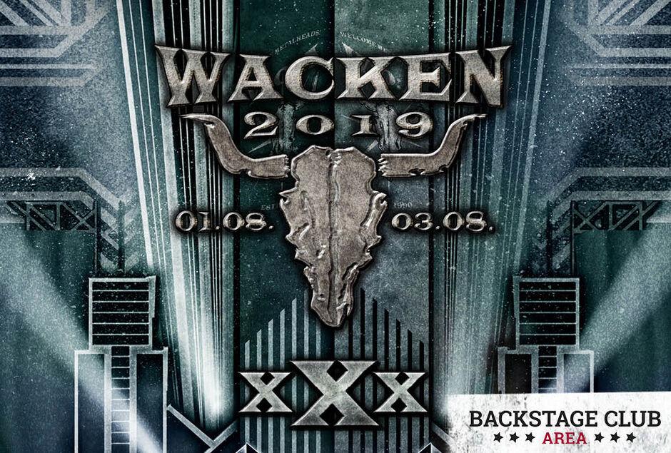 new product 5ee2c 7ac3c WACKEN Open Air 2019 | Backstage Club Area | EMP Festivals