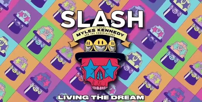Das Album der Woche: Slash mit Living The Dream