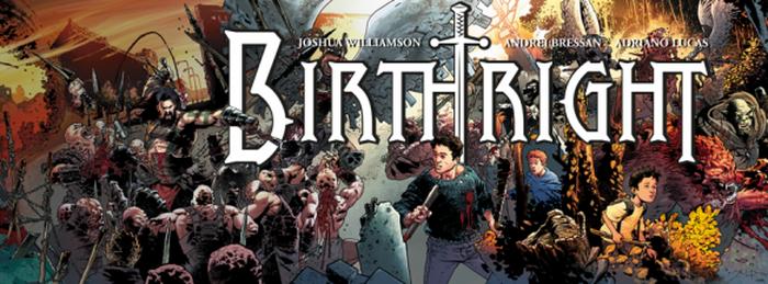 Frisch gelesen: Birthright Comic Band 1 – Heimkehr