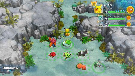 Pokémon Mystery Dungeon: Retterteam DX-Remake
