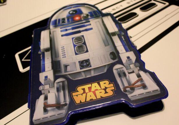 R2-D2-Malkasten - Entspannung für mich