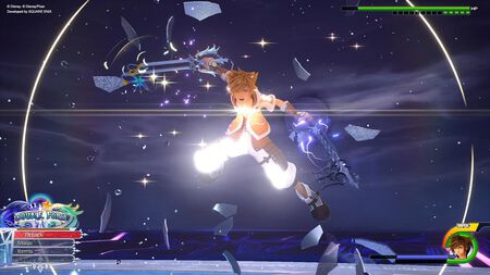 Kingdom Hearts III – Re Mind-DLC