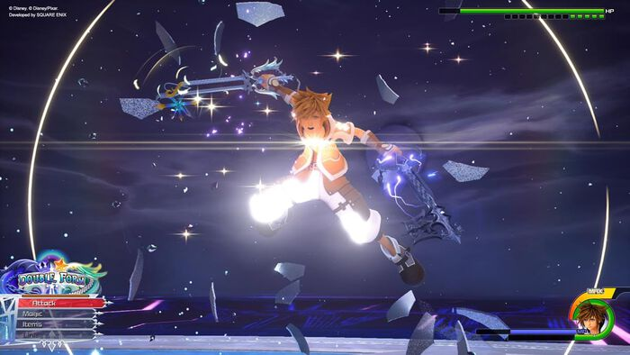 Kingdom Hearts III – Re Mind-DLC