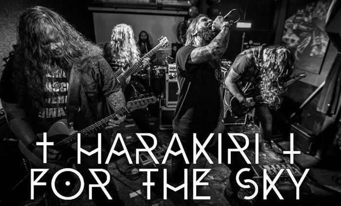 Das Album der Woche: Harakiri For The Sky mit Arson