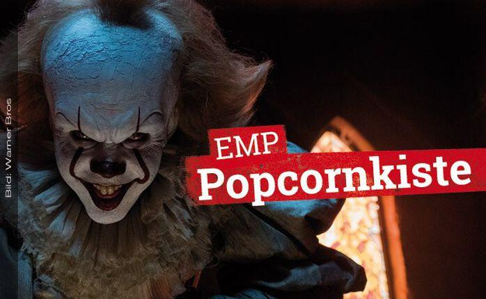 Die EMP Popcornkiste vom 28. September 2017