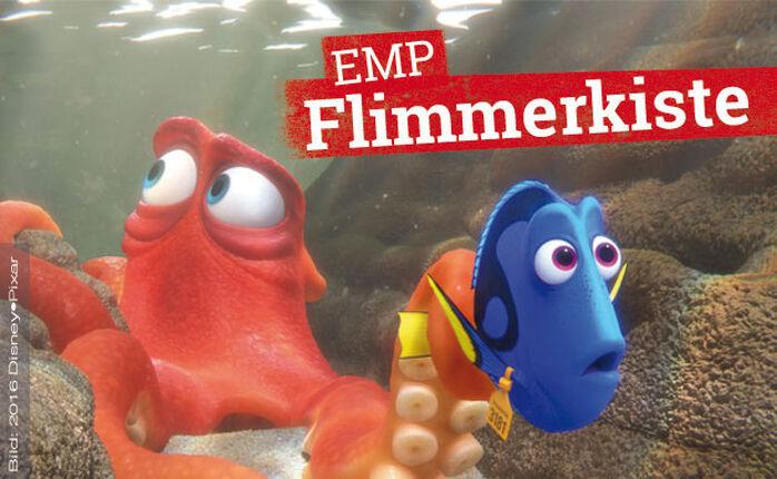 Die EMP Flimmerkiste zum 17. Februar 2017