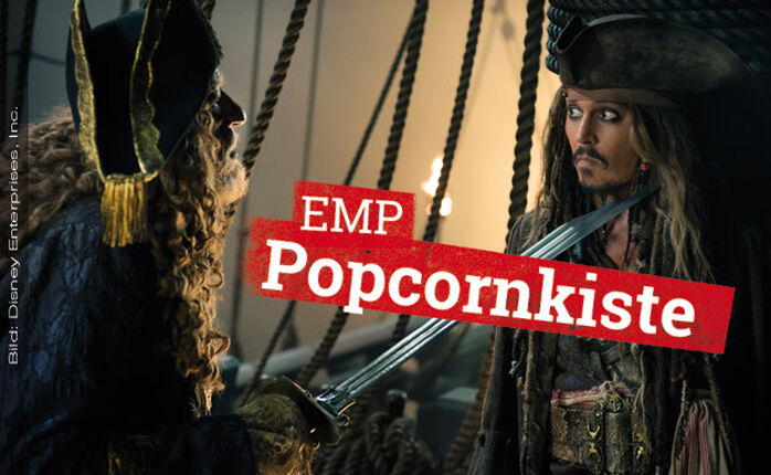 PIRATES OF THE CARIBBEAN 5: SALAZARS RACHE - oder: Jack Sparrow is back!