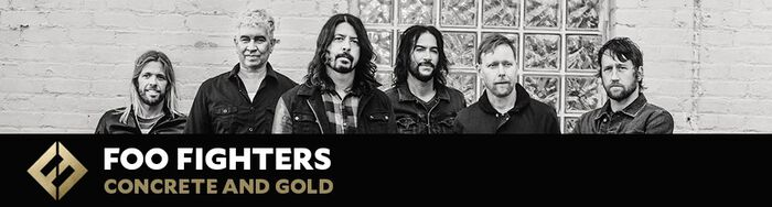 Das Album der Woche: Foo Fighters mit Concrete And Gold