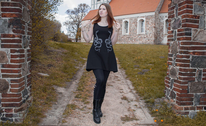 OOTD – das Feel The Sun Kleid und die Ladies Side Cut Leggings