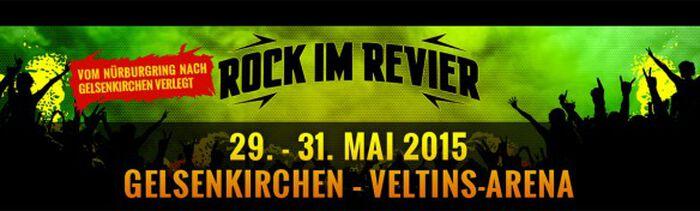 Rock im Revier – Der Ruhrpott rockt
