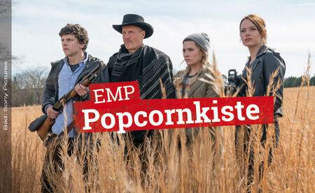 Kinostarts: ZOMBIELAND: DOPPELT HÄLT BESSER, MIDWAY & THE REPORT