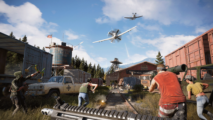 Far Cry 5 bricht Franchise-Rekord