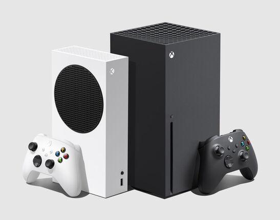Xbox Series X/S: Release am 10. November!