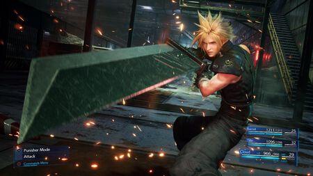 Angezockt: Final Fantasy VII Remake