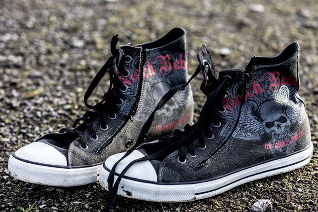Die Zip Sneaker von Rock Rebel by EMP