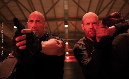 Neue Kino-Trailer: FAST & FURIOUS: HOBBS & SHAW, GEMINI MAN & GODZILLA 2