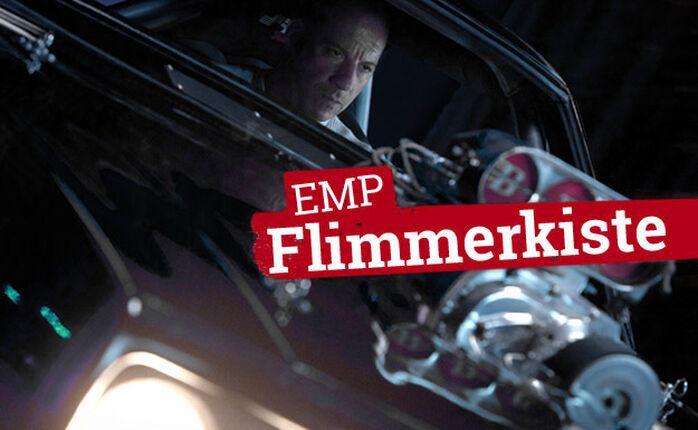 Die EMP Flimmerkiste zum 14. August 2015