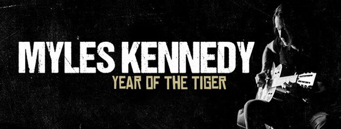 Das Album der Woche: Myles Kennedy mit Year Of The Tiger