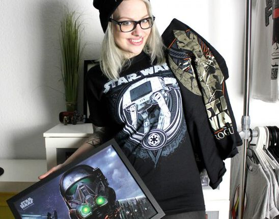 Rogue One Merch - Shirts und Death Trooper Bild