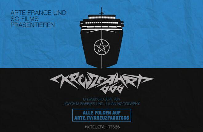 Exklusive Premiere! ARTE CREATIVE präsentiert: Kreuzfahrt 666 - Teil 1-4