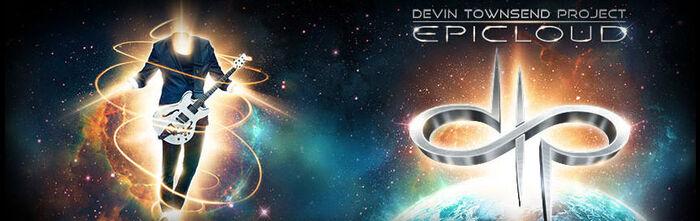 """Devin Townsend ist auch mit seinem neuen Album """"Epicloud"""" auf neuen Pfaden unterwegs"""