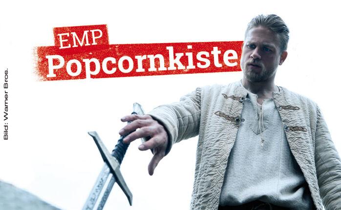 Die EMP Popcornkiste zum 11. Mai 2017