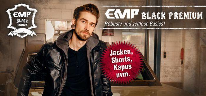 Wir präsentieren: EMP Black Premium